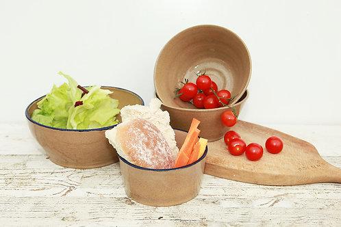Farmhouse Earthenware Collection  Serving Bowls