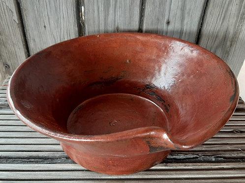 Large Twist Bowl