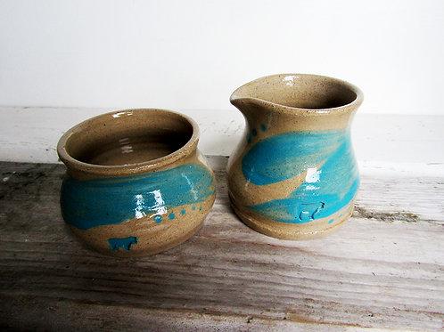 Farmhouse Mini Jug & Bowl Set