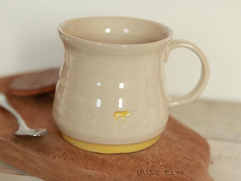 Old Cow Mug