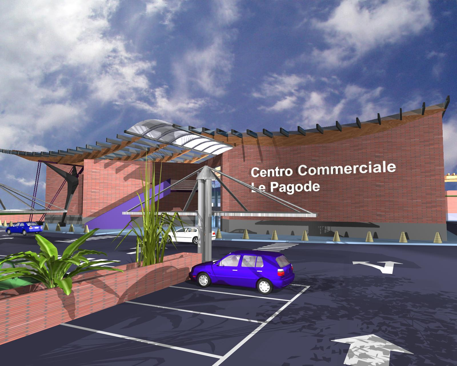 Commercial Center Cosenza (Italy)