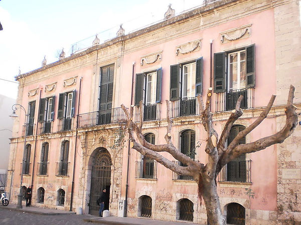 Palazzo Calapaj d'Alcontres, Messina