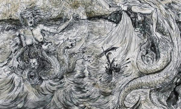 Scilla e Cariddi Mito Messina