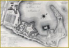 Zona Falcata Messina, Rappresentazione antica
