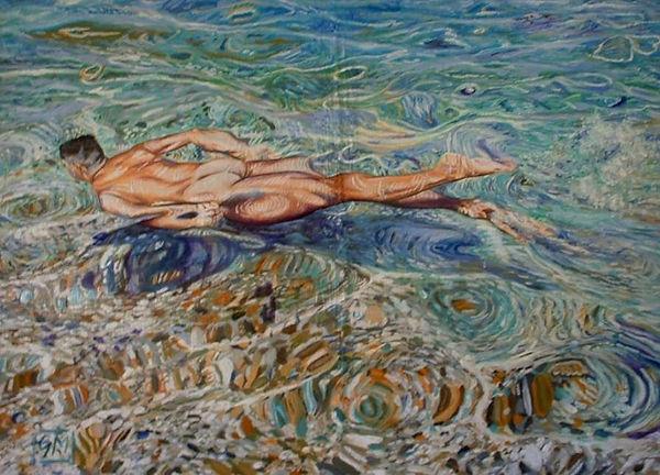 Glauco il Pescatore Mito Messina