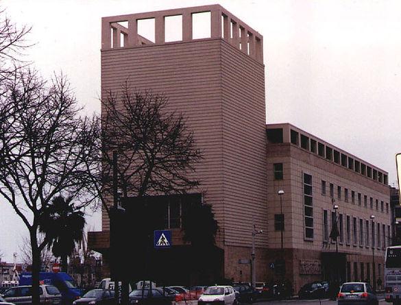 Palazzo del Catasto e la Palazzata, Messina