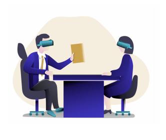 Portraits VR- Klépierre et l'usage de la VR