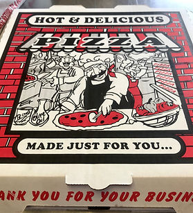 Pizza To Go Box
