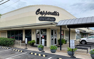 Capparelli's On Main Entrance