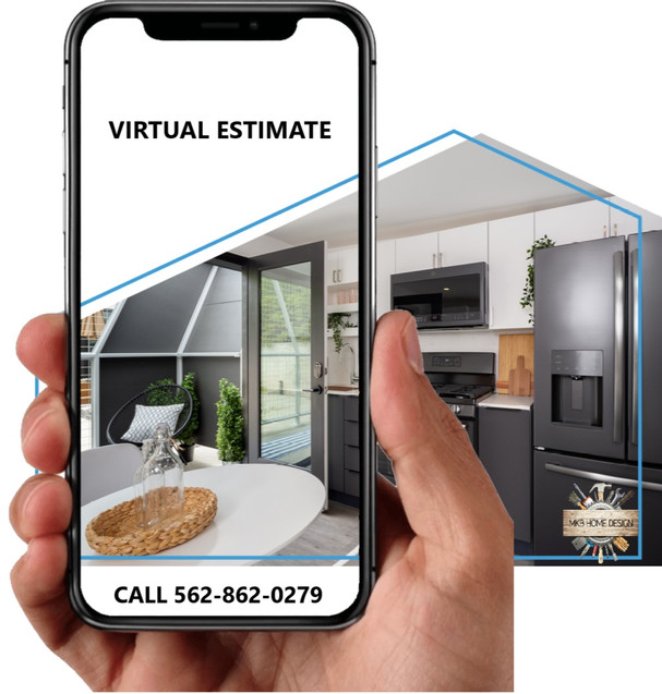 CALL NOW FOR A VIRTUAL ESTIMATE