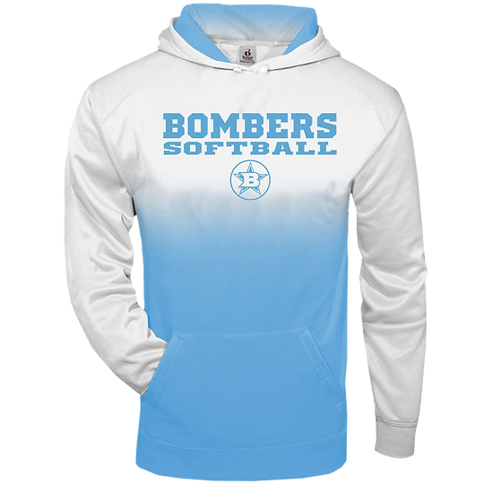 Bombers Softball Ombre Hoodie.png