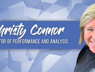 Bomber Fastpitch Welcomes Christy Connor as the Director of Performance and Analysis.