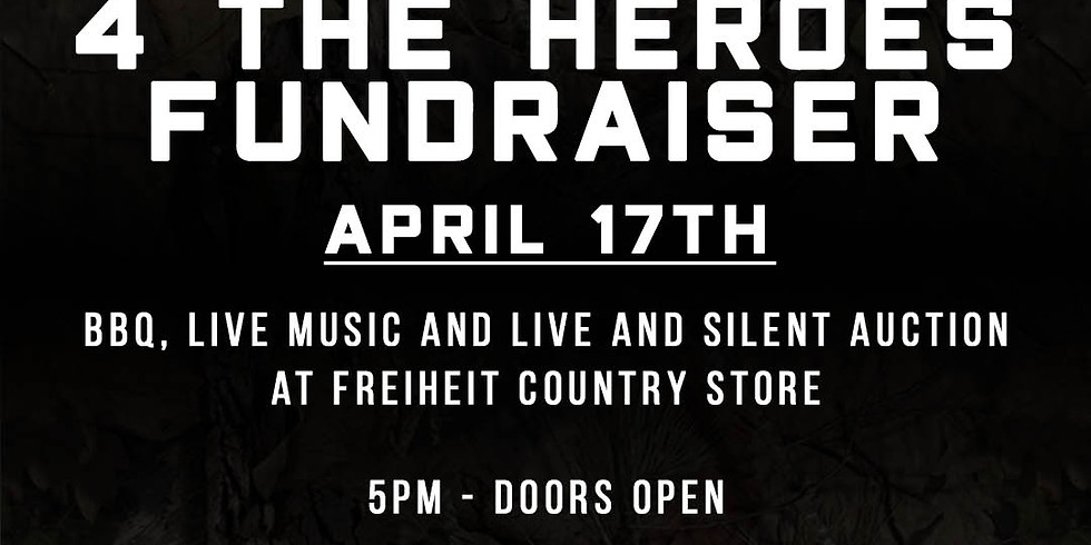 4 The Heroes Fundraiser