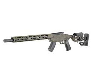 Dec 9  Ruger Precision 22LR 18 in Rifle.jpg