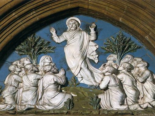 21 მაისი. სახარების განმარტება ამაღლებაზე (დდ) მათე 28,16-20