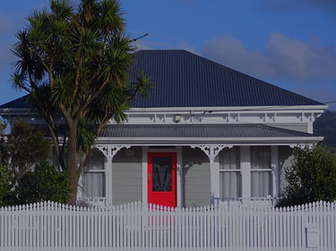 New Zealand First Home