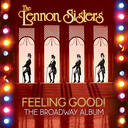 Feeling Good! The Broadway Album (CD)
