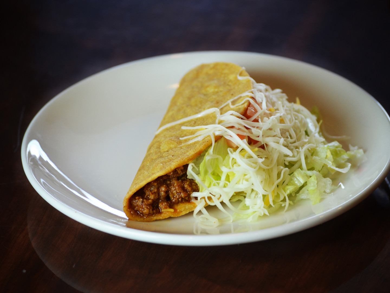 Single Crispy Taco