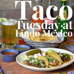 Cilantro Lime Shrimp Tacos / Taco Tuesday Special