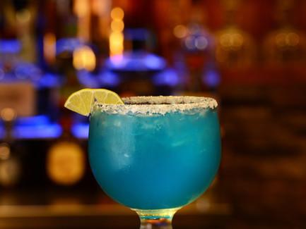Blue Lagoon Margarita