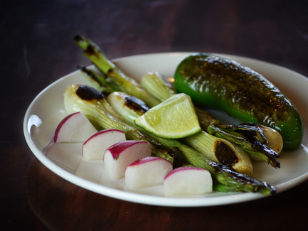 Mexican Grilled Vegies