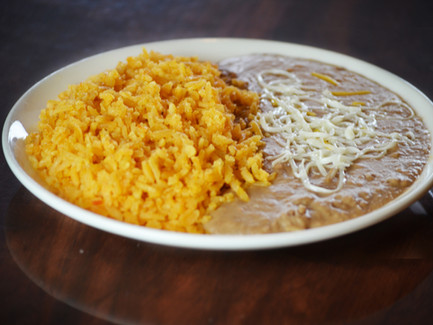 Order of Rice and Beans