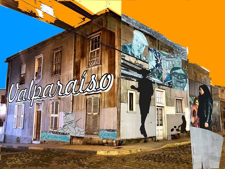 photocollage Valparaiso de-Livia Magnani
