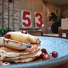 Stacked Pancakes - Banarama