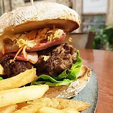 Burger of the day