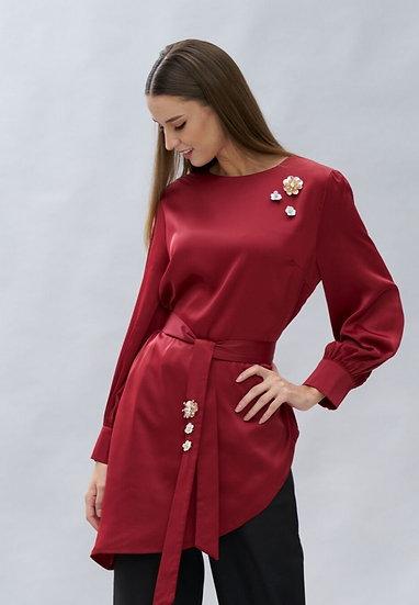 long sleeve blouse singapore