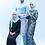 mother daughter baju raya