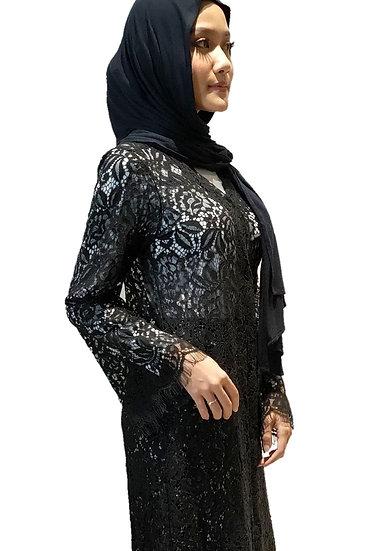 Abaya modern Pullover Top