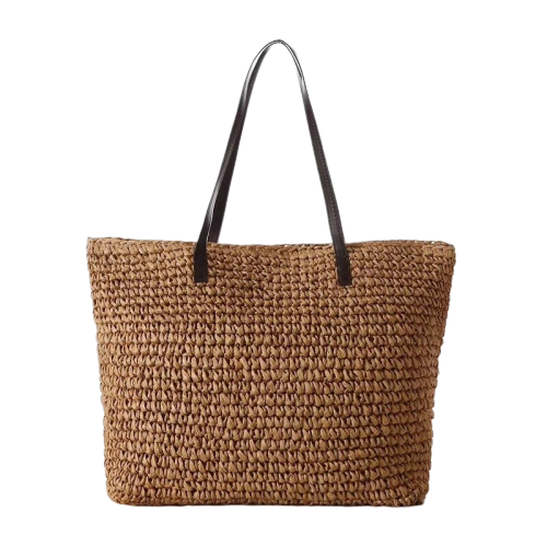 straw bag online tote