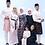 family matching baju kurung