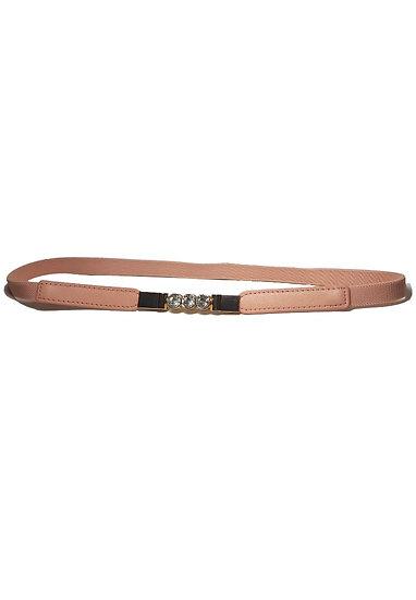 elastic skinny belt