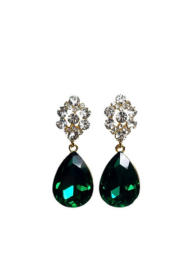 teardrop earrings wedding