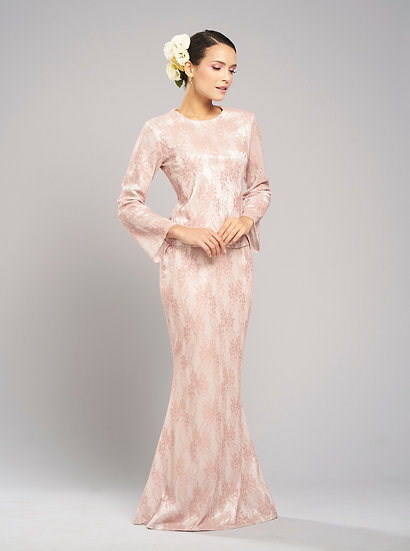 bridesmaid baju kurung