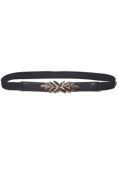 elastic skinny belts