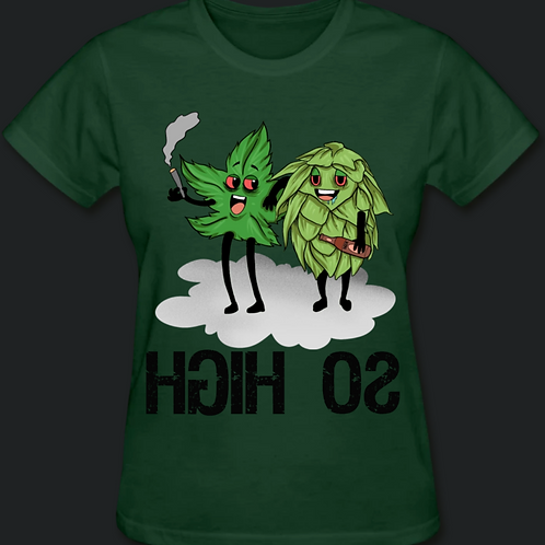 So High.(H.A.F)-(REGULAR FIT)