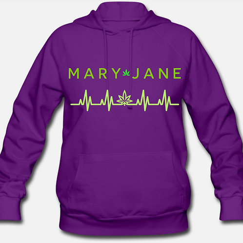 Mary Jane(GL)-Women Hoodie
