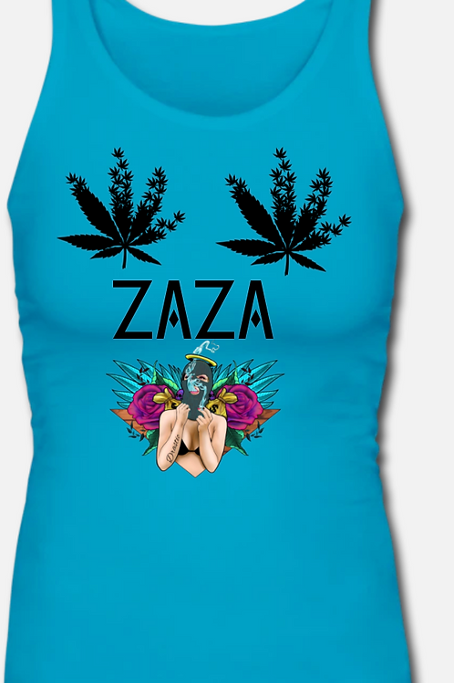 ZAZA-EXOTIC.LONG L.FITTED TANK