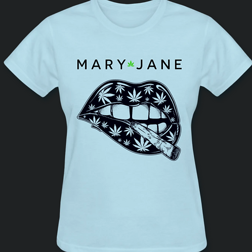MARY JANE-(SLIM FIT)