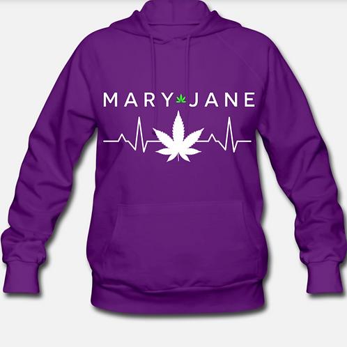 Mary Jane(WL)-Women Hoodie