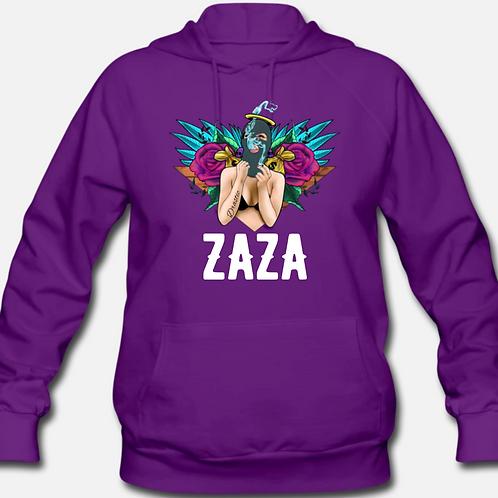 ZAZA-(WL)-WOMEN HOODIE