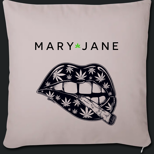 Throw Pillow Cover(Mary Jane)