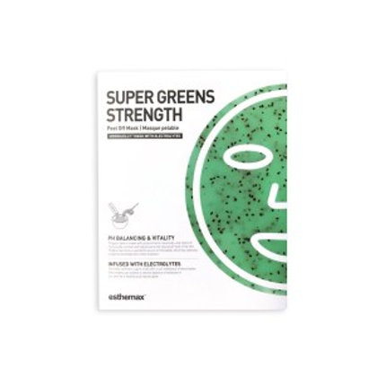 Super Greens Strength Hydro Jelly Masks