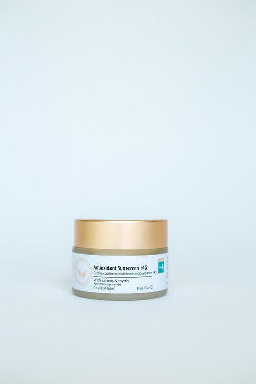 Daily Antioxidant Sunscreen