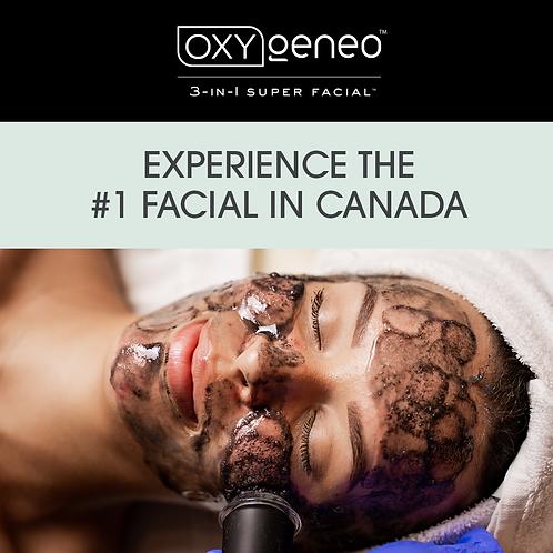 OxyGeneo Facial PREMIUM