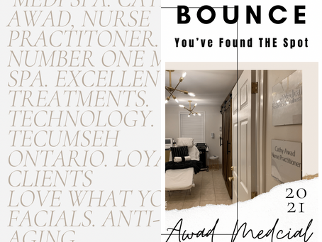 Don't Bounce - You've Found THE Spot