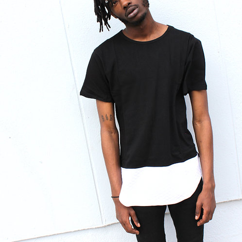EPTM Quilted Panel Tee